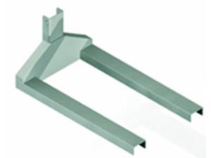 Paire de fourches longueur 650 mm