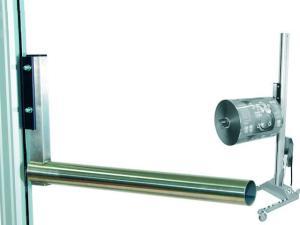 Eperon inox Ø 63.5 mm Lg 430 mm