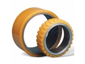 Bandages/roues clavetées/fortes charges