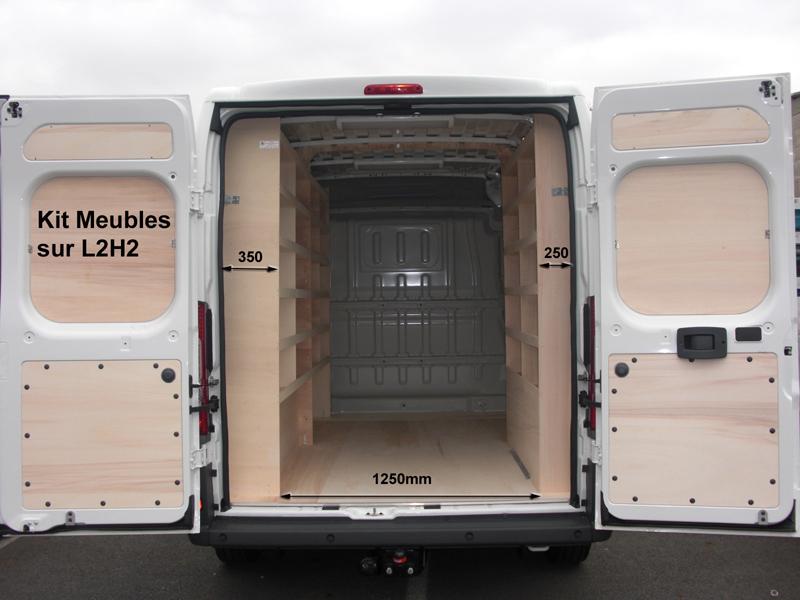 """Célèbre Peugeot """"Boxer"""" (meubles bois) : Kit meubles bois PEUGEOT BOXER L2H2 IV22"""