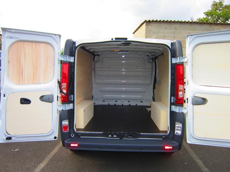 """Berühmt Renault """"Trafic"""" (hab.bois) : Kit habillage bois RENAULT TRAFIC L1H1 SV24"""